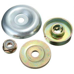 Quanto Costa pezzi di ricambio per cambio lama dado kit di fissaggio in metallo per