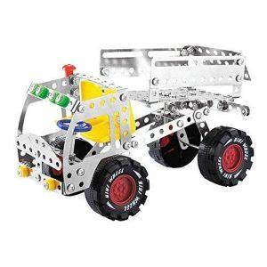 Quanto Costa 3d giocattolidicostruzione camiondimetallo modelli auto veicoli
