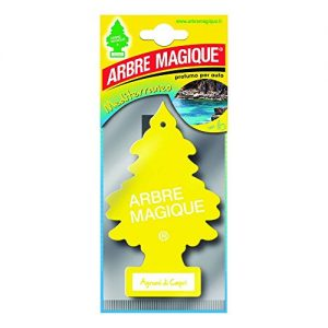 Quanto Costa arbre magique mono deodorante auto fragranza agrumi di capri profumazione