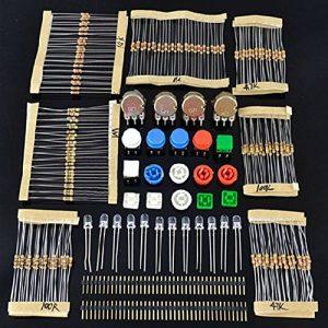 Quanto Costa elettronico fan kit pacchetto di componente per i corsi arduino sarter