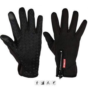 Quanto Costa expower guanti touchscreen unisex guanti invernali antivento da motobici