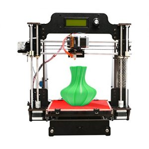Quanto Costa geeetech stampante 3d wooden prusa i3 pro w desktop stampante 3d diy kit con
