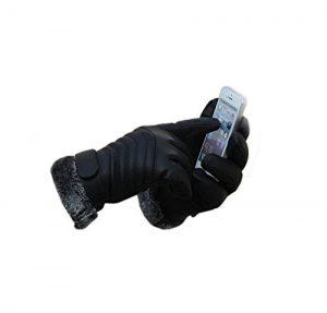 Quanto Costa guanti moto invernali sport guanti uomo invernali termici pu pelle guanti
