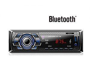 Quanto Costa iegeek mp3 autoradio bluetooth usb con ricevitore audiolettore mp3radio fm