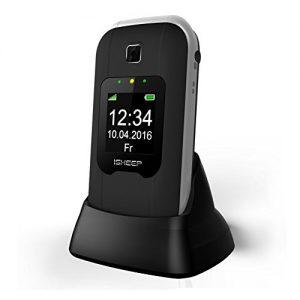 Quanto Costa isheep telefono cellulare per anziani nero