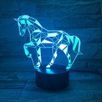 Quanto Costa lampade 3d illusione ottica luce notturna easehome deco lampada led da