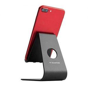 Quanto Costa rampow supporto scrivania telefono garanzia a vita supporto smartphone