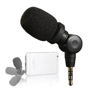 Quanto Costa saramonic mini microfono direzionale compatto per smartphoneiphone5677s