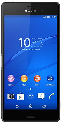 Quanto Costa sony xperia z3 smartphone 52 full hd quad core 25 ghz 207 mp