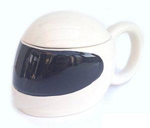 Quanto Costa tazza a forma di casco da moto