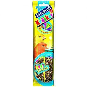 Quanto Costa vitakraft kracker multivitamine canarini 2 pezzi snack uccelli