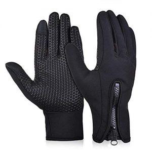 Quanto Costa yokamira guanti con touch screen per uomo e donna guanti impermeabili