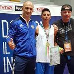 Boxe Latina, Spinelli torna in azzurro - Il Faro Online