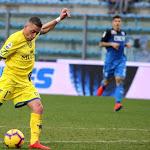 Chievo spreca un'occasione d'oro, doppio vantaggio rimontato a Empoli - Verona Sera