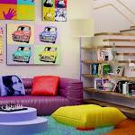 Come arredare casa in stile Pop Art: quadri, mobili e accessori - Interior Art Design
