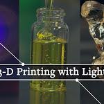 La nuova stampante 3D che modella oggetti con raggi di luce | Il Blog di - Blog di Beppe Grillo