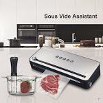 Macchina per il sottovuoto - Cucina Sous Vide - BonsenKitchen VS3802 - Recensione - Nicola Ottomano