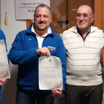 Monte Cavallo, Il sindaco Pietro Cecoli premia con la cittadinanza onoraria gli scalatori dell'Aconcagua - Picchio News