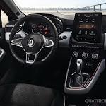 Renault Clio - Svelati gli interni della nuova generazione - Quattroruote