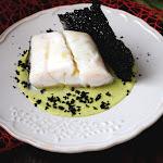 Ricetta - Baccalà con crema di piselli - iFood