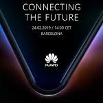 Smartphone pieghevole Huawei, prima foto ufficiale - Webnews