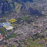 Un grande parco commerciale a Palermo con giardini, negozi, hotel e anche un museo - Balarm.it