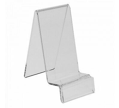 E-123 PCE-D Espositore in plexiglass per cellulari / smartphone con porta prezzo